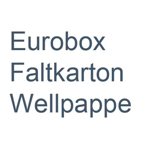 Eurobox-Faltkarton, Wellpappe